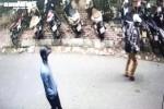 Chân dung 2 kẻ nổ súng cướp ngân hàng BIDV ở Hà Nội