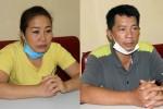 Đôi nam nữ đưa 6 chuyến xe chở người Trung Quốc vào TP.HCM