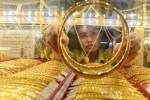 Giá vàng SJC tiếp tục đi lên, áp sát ngưỡng 58 triệu đồng/lượng