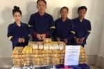 Đường dây chuyển ma tuý từ Tam giác vàng về Việt Nam