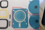 Chi tiết lạ trên lưng iPhone 12