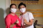 Nghệ sĩ Việt quyên góp tiền, khẩu trang chống dịch Covid-19