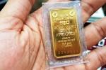 Giá vàng SJC lại tăng vọt, cao hơn giá thế giới gần 1 triệu đồng/lượng
