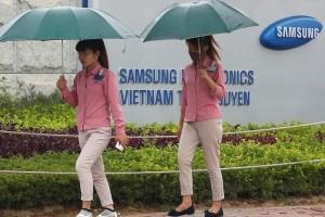 Samsung có thể chuyển bớt dây chuyền sản xuất smartphone sang Ấn Độ