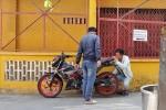 Bán xe Suzuki Satria ăn cắp cho chính người bị mất trộm
