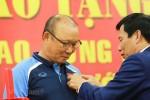 HLV Park Hang-seo xúc động khi nhận Huân chương Lao động hạng Nhì