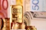 Giá vàng thế giới chỉ còn 53,7 triệu đồng/lượng
