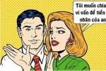Ngã ngửa với 'rắc rối tiền hôn nhân' của bạn gái
