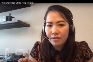 CricketOne vô địch cuộc thi Khởi nghiệp Việt toàn cầu