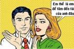 Đau hơn hoạn khi vợ trẻ thật lòng