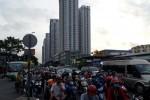 TP.HCM: Cao ốc, dự án 'bóp nghẹt' giao thông