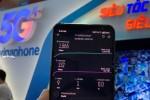 Chính thức phủ sóng VinaPhone 5G tại trung tâm Hà Nội và TP.HCM