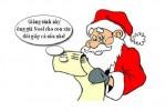 Thư xin quà khiến ông già Noel bó tay