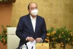 Thủ tướng đồng ý giãn cách xã hội một số nơi có dịch ở Hà Nội, TP.HCM