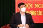 Bộ trưởng Y tế: 'Dịch ở Hải Dương còn kéo dài'
