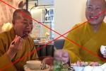 """Các YouTuber đồng loạt xóa bỏ nội dung về """"thầy chùa ăn thịt chó"""""""