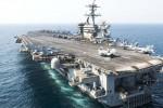 Tàu sân bay Mỹ đang làm gì ở Biển Đông?