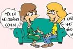 Hôn nhân chữa bệnh mù quáng trong tình yêu