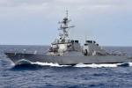 Chiến hạm Mỹ 'áp sát Hoàng Sa'