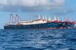 Đội tàu Trung Quốc hủy hoại ngư trường màu mỡ nhất thế giới