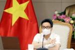 Phó Thủ tướng nhắc 2 điểm 'cốt tử' trong chống dịch Covid-19