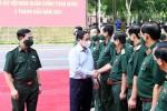 Thủ tướng: 'Tạo thế và lực để bảo vệ Tổ quốc từ sớm, từ xa'