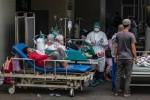 'Indonesia không còn là điểm nóng nữa, mà là điểm cháy của dịch COVID-19'