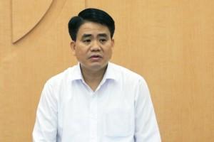 Ông Nguyễn Đức Chung bị khởi tố trong vụ án ở Sở Kế hoạch và Đầu tư