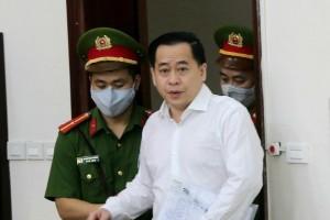 Vũ 'nhôm' hối lộ ông Nguyễn Duy Linh 5 tỷ đồng và được khuyên bỏ trốn