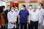 Chủ tịch Quốc hội: Các y, bác sĩ đã đặt lợi ích quốc gia lên trên hết