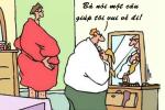 Cách giúp ông chồng vui vẻ