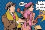 Đàn ông cũng có quyền chọn túi xách nữ