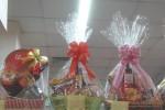 Bánh nhái Damisa, Gosy, Chocopai vào giỏ quà Tết bình dân