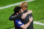 Guardiola khẳng định không đoàn tụ với Messi