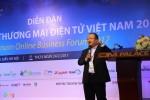 Cà Mau, Lạng Sơn bét bảng chỉ số thương mại điện tử 2017