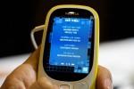 Game rắn săn mồi trên Nokia 3310 do người Việt làm