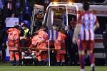 Fernando Torres qua cơn nguy kịch sau cú đập đầu xuống sân
