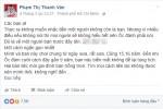 Ốc Thanh Vân bị bạn thân lợi dụng lừa tiền người khác