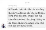 Phạm Quỳnh Anh, Quang Huy chào đón con gái thứ hai
