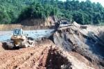 Công an vào cuộc điều tra vụ vỡ bể chứa bùn thải quặng thiếc ở Nghệ An