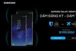 Cửa hàng cho đặt trước Galaxy S8 tại VN từ 18,9 triệu đồng