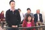 Nữ bị cáo ngất xỉu tại tòa khi nghe đề nghị mức án