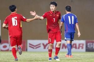 Xuân Trường thừa nhận tuyển Việt Nam chơi chưa tốt