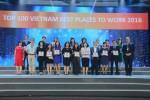 Techcombank thuộc top 2 ngân hàng có môi trường làm việc tốt nhất VN