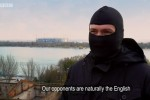 CĐV Nga lôi nhau vào rừng để giải quyết mâu thuẫn