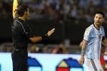 Messi: 'Tôi không sỉ nhục trọng tài, chỉ hét vào không khí mà thôi'
