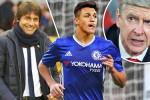 Sanchez bóng gió muốn gia nhập Chelsea
