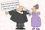 Cách khen vợ già