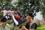 Sao Running Man bất ngờ xuất hiện ở phố đi bộ Nguyễn Huệ