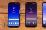 Apple và Google bắt chước smartphone Samsung
